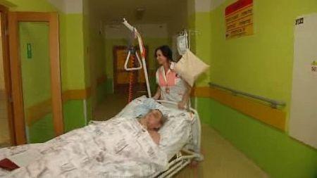 Provoz v nemocnici