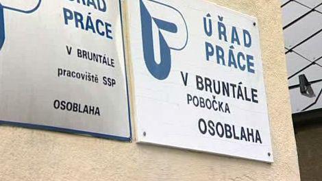 Úřad práce v Bruntále - pobočka Osoblaha