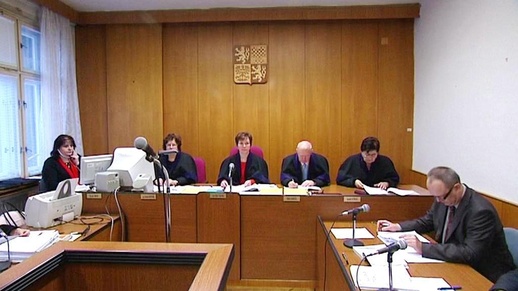 Jednání Krajského soudu v Ostravě