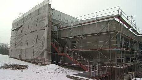 Rekonstrukce budovy fakulty