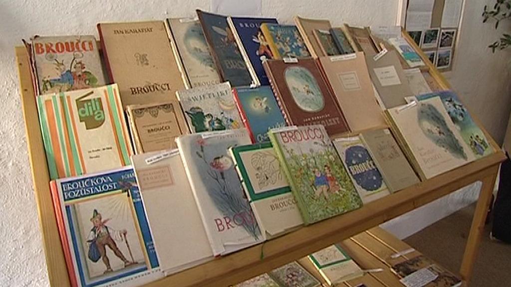 Výtisky Karafitávých Broučků