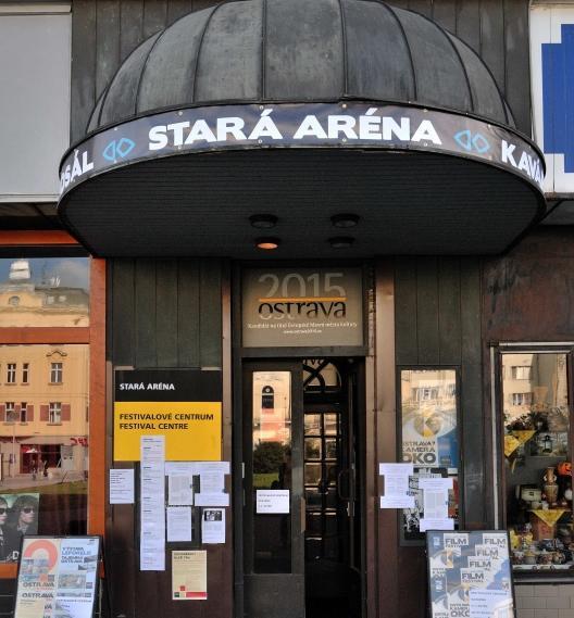 Klub Stará Aréna v Ostravě