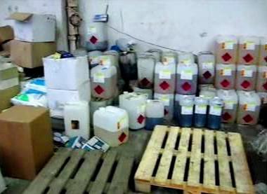 Nelegální výroba alkoholu