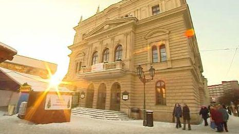 Slezské divadlo v Opavě