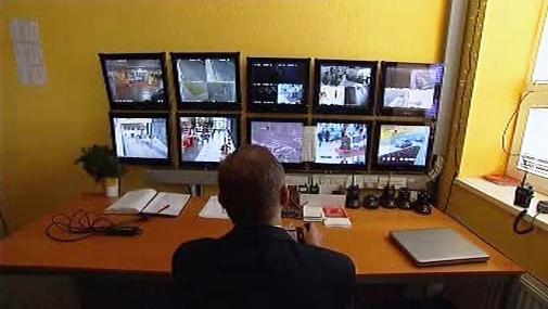 Monitorovací místnost