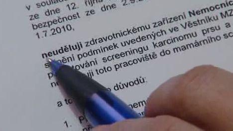 Zpráva kontrolní komise