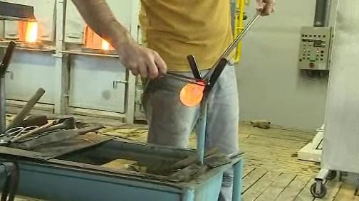 Práce skláře