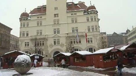 Opavská radnice