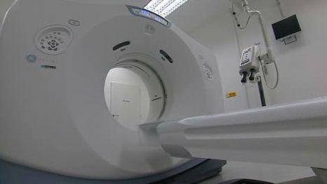 Nový počítačový tomograf