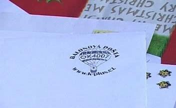 Pošta Ježíškovi