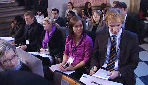 Studentské zasedání OSN
