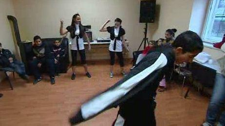Tanec - zábava v komunitním centru