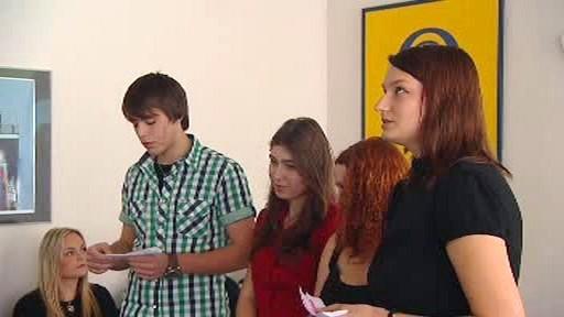 Studentská prezentace