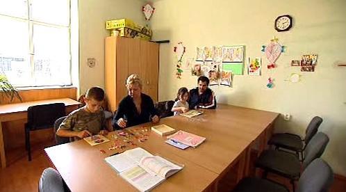 Centrum pro děti v Bedřišce