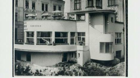 Původní kavárna Avion - archiv