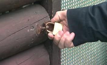Kontrola zabezpečení