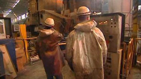 Zaměstnanci ArcelorMittal