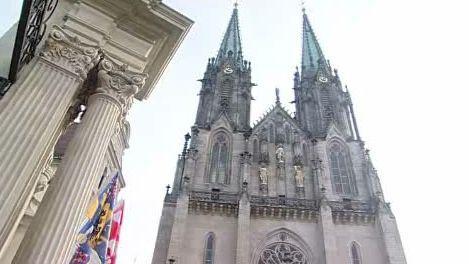 Olomoucká katedrála
