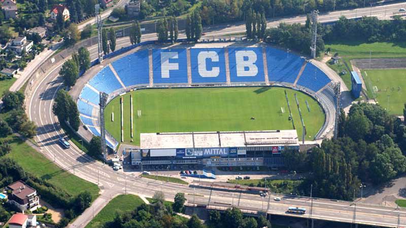 Stadion Bazaly