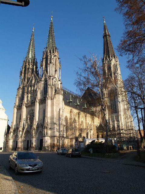 Katedrála sv. Václava v Olomouci