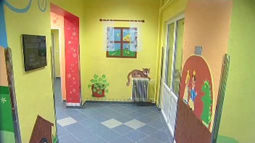 Oddělení pro děti v krizových podmínkách