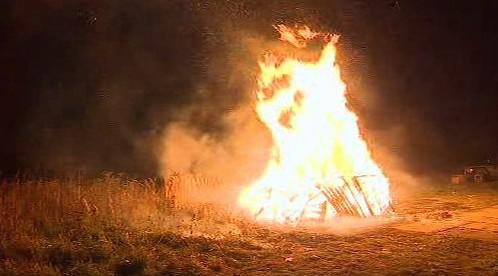 Strážní oheň na Valašsku