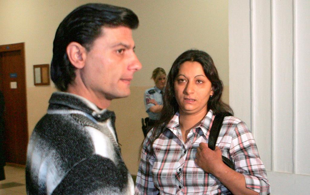 Pavel Kudrik a Anna Siváková