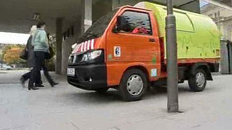 Ekologické auto v opavských službách