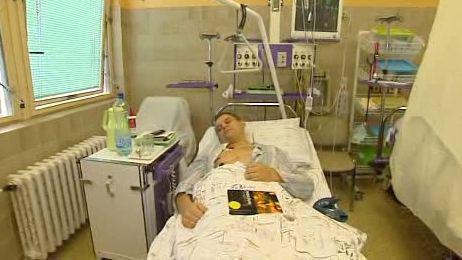 Pacient po transplantaci ledviny