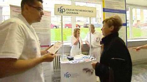 Informační kampaň v rámci Evropského dne dárců orgánů