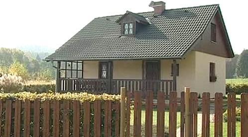 Vykradená chata na Vysočině