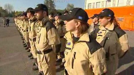 Český Heavy USAR Team