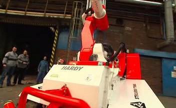 Robot Hardy