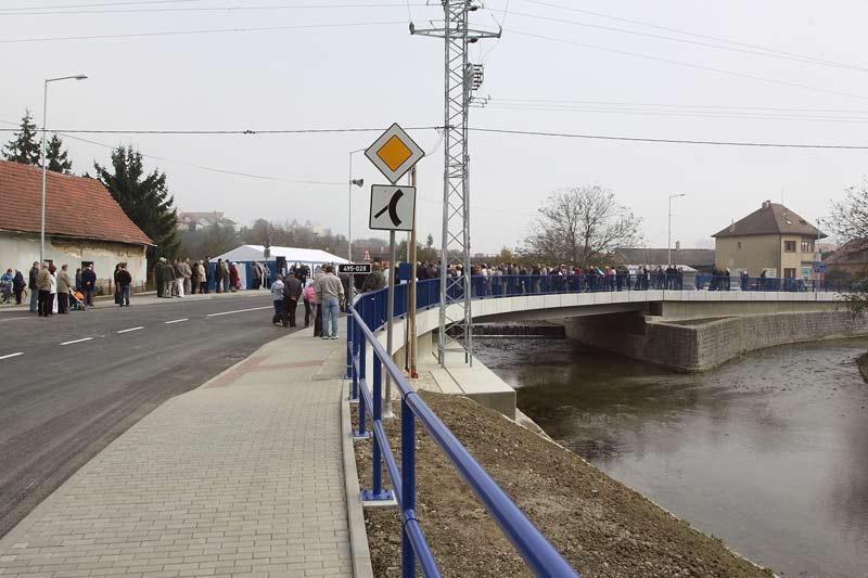 Most v Bojkovicích na Slovácku