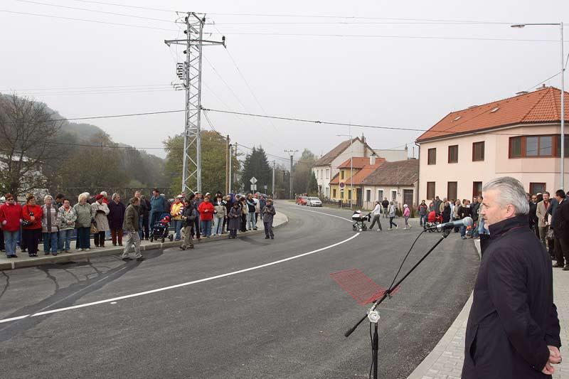 V Bojkovicích je v provozu opravený most