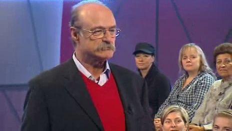 Moderátor Pavel Nový