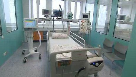 Nové vybavení nemocnice