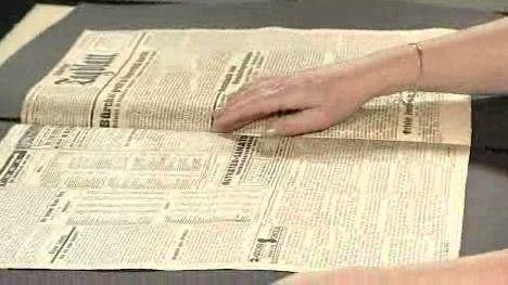 Historické noviny