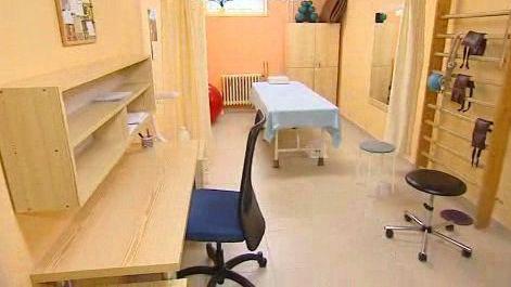Zrekonstruované prostory pro rehabilitaci