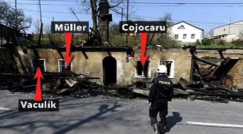 Vyšetřování útoku ve Vítkově