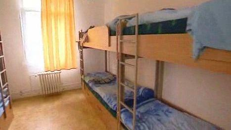 Azylový dům v Ostravě