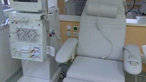 Nové dialyzační středisko