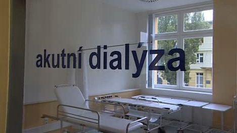 Akutní dialýza