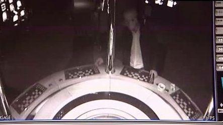 Herna ve F-M - záběry z bezpečnostní kamery