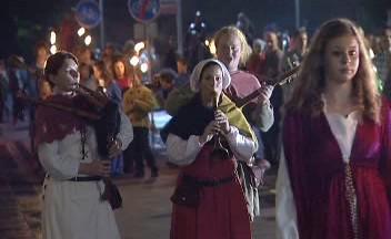 Svatováclavské slavnosti v Napajedlech
