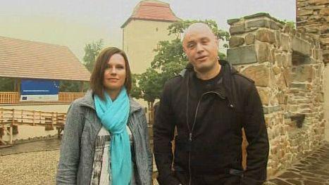 Polsko-česká moderátorská dvojice