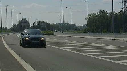 Ostravský úsek dálnice