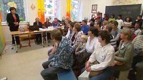 Žáci třineckého vzdělávacího centra