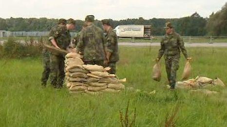 Přípravy na Dny NATO