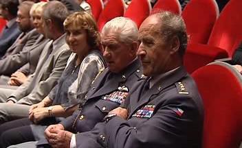 Slavnostní večer k výročí letecké bitvy o Velkou Britanii